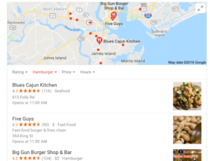 Local SEO Charleston SC